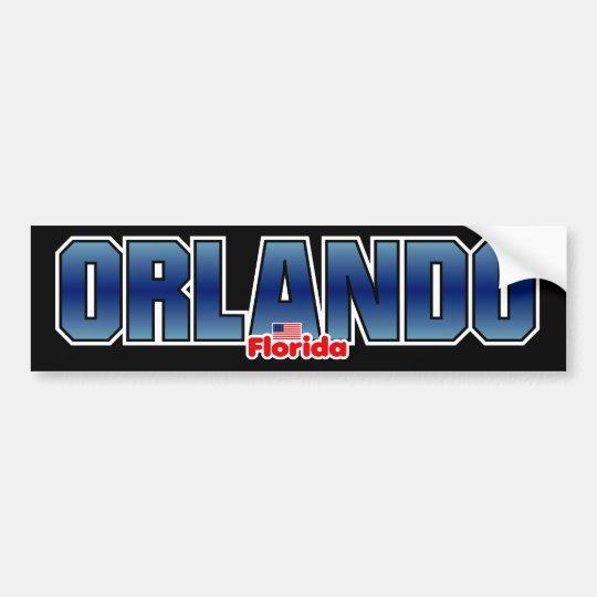Orlando Bumper Bumper Sticker