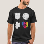 Orlando First Responders Pulse Heart Love T-Shirt