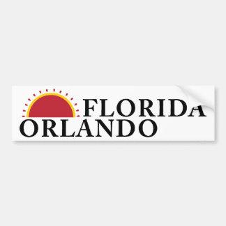 Orlando Florida Bumper Sticker