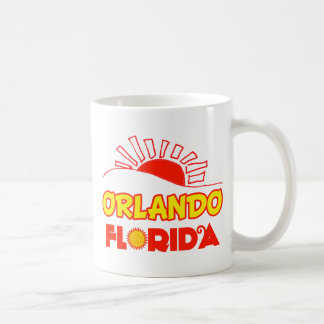 Orlando, Florida Coffee Mugs