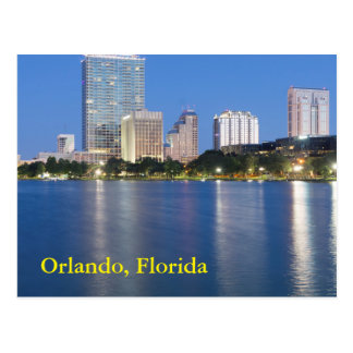 Orlando, Florida Post Card