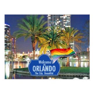 Orlando Florida Postcard