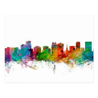 Orlando Florida Skyline Postcard