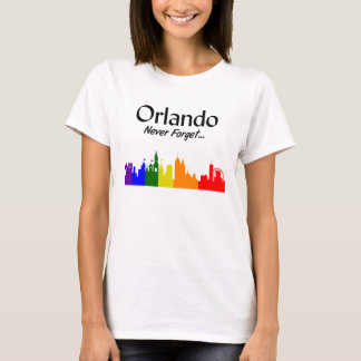 Orlando Florida Support T-Shirt