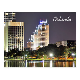 Orlando, Florida, the tourist captial of the world Postcard