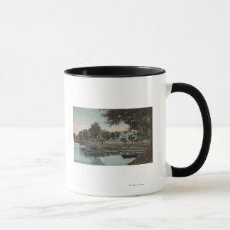 Orlando, Florida - View of a Cove at Lake Mug