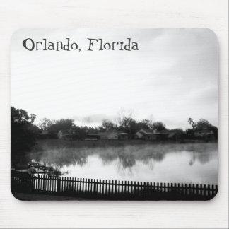 Orlando Lake Mousepad