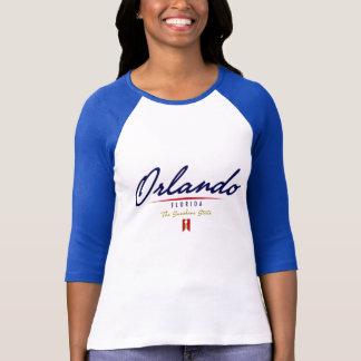 Orlando Script T-Shirt