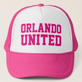 ORLANDO UNITED TRUCKER HAT