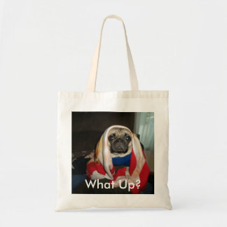 """Orlando """"What Up"""" Tote Bag"""
