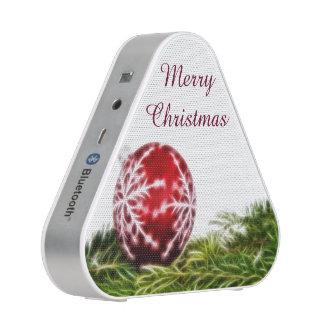 Ornament and Fir Fractal - Merry Christmas