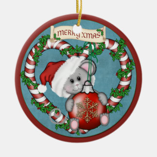 Ornament Christmas Mouse