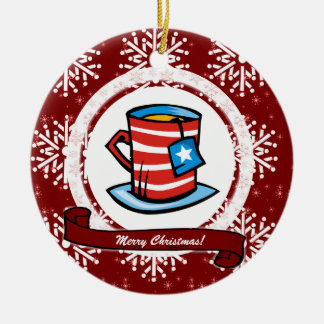 Ornament - Christmas Tea Party