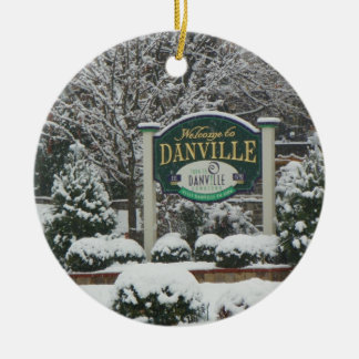 Ornament Danville  Pennsylvania