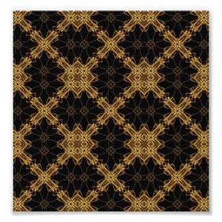 Ornament Geometric Swirls Art Photo