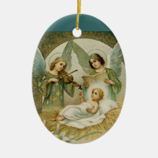 Ornament: Gloria in Excelsis Deo Christmas Ornament