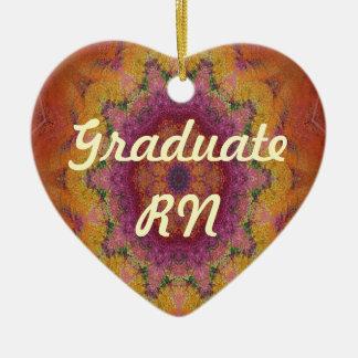 "Ornament""Graduate RN"" Christmas Tree Ornament"