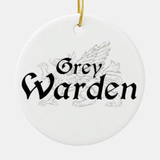 Ornament: Grey Warden Christmas Ornament