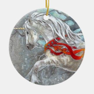 Ornament - Holiday Unicorn