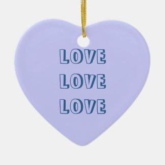 Ornament Love