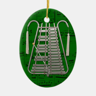 Ornament - Marching Glockenspiel - Pick your color