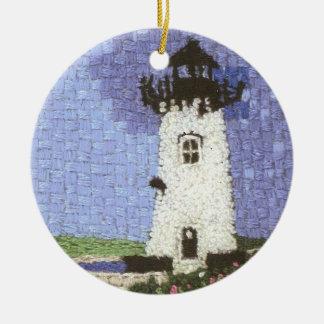 Ornament Martha's Vineyard lighthouse