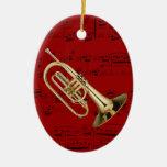 Ornament - Mellophone - Pick your colour