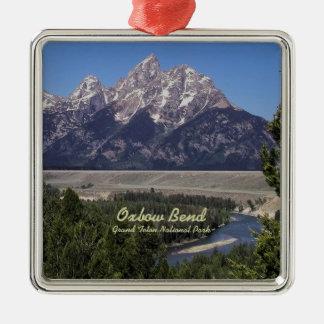 Ornament: Oxbow Bend (Premium Square)