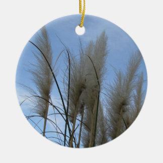 Ornament - Pampas Grass