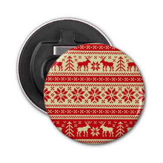 Ornament Pattern Bottle Opener