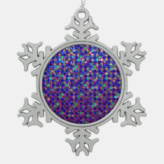 Ornament Polka Dots Sparkley Jewels