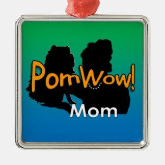 Ornament - PomWow Mom