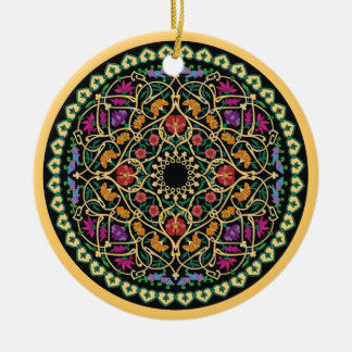Ornament prints with Arabic Islamic