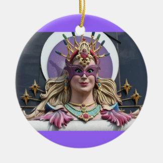 Ornament, round, Vegas # 1 Christmas Ornament