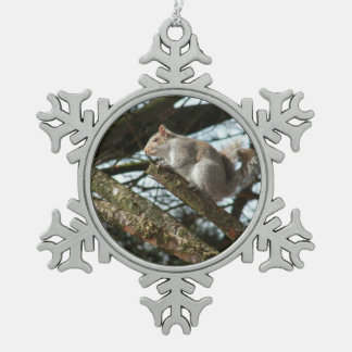 ornament - squirrel