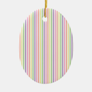Ornament - Striped for Painted White Spider Mum