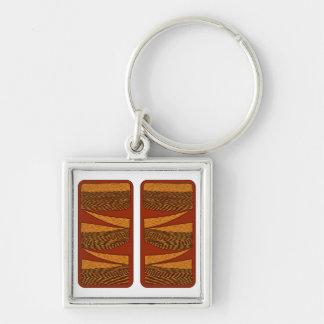 Ornament tribal Afrika Africa Schlüsselbänder