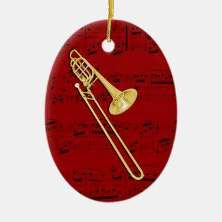 Ornament - Trombone (bass) - Pick your colour