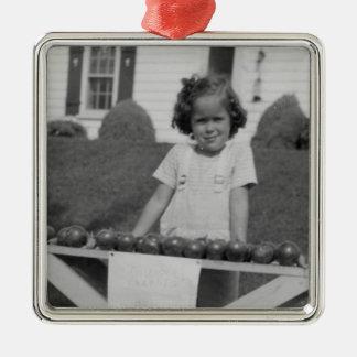 Ornament - Vintage 40's Photo