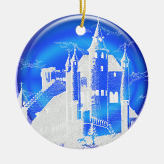 Ornament - Winter castle