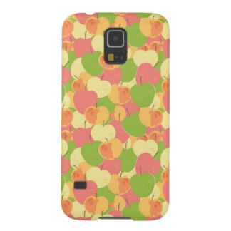 Ornament With Apples Case For Galaxy S5