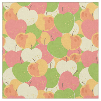 Ornament With Apples Fabric