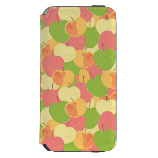 Ornament With Apples Incipio Watson™ iPhone 6 Wallet Case