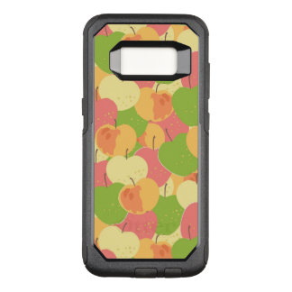 Ornament With Apples OtterBox Commuter Samsung Galaxy S8 Case