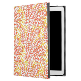 """Ornament with wheat ears iPad pro 12.9"""" case"""