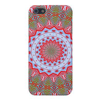 Ornamental design iPhone 5 cases