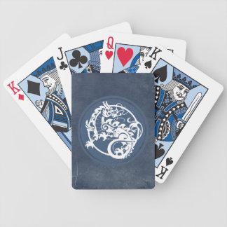 Ornamental Dragon Playing Cards