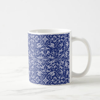 Ornamental Pattern Basic White Mug