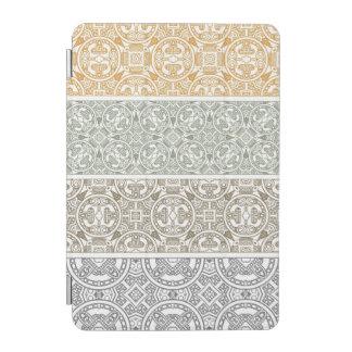 Ornamental pattern iPad mini cover