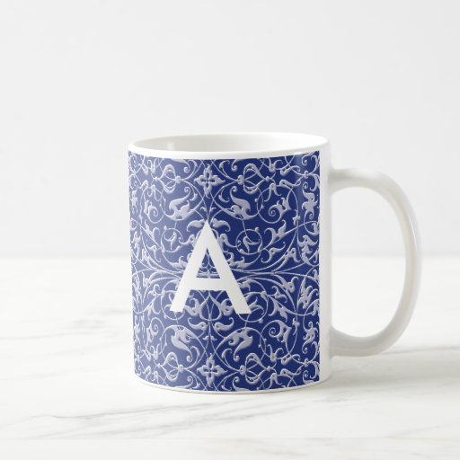 Ornamental Pattern Coffee Mug
